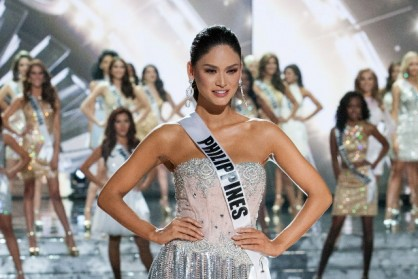Miss Universe 2015: Pia Alonzo Wurtzbach also known as Pia Romero is a Filipino-German actress, mode