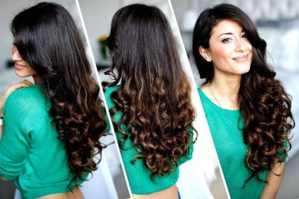 Hair Styles for Long Hair and for Long Thick Hair