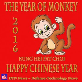 2016: Year of the Monkey (02/08/16 - 01/27/2017), Chinese Astrology