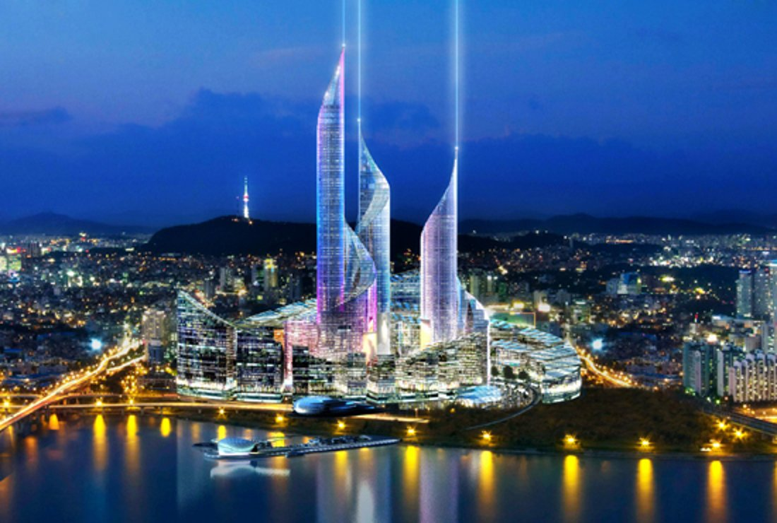 Places: Seoul, South Korea, 4th Richest City in the World