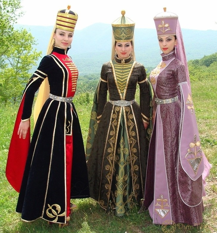 Circassian People: The Circassians are one of the oldest nations in the European North Caucasus