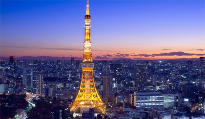 Places: Tokyo, Japan, Number 1 Richest City in the World