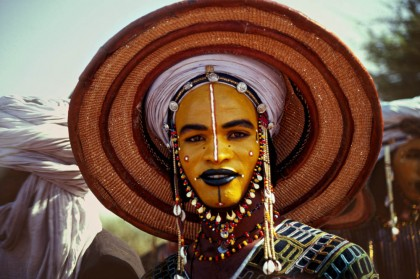 African People: Wodaabe Flirtation Festival