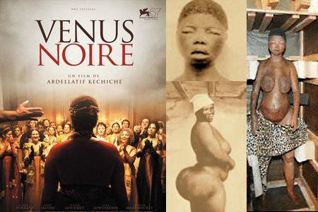 "HOTTENTOT VENUS: The South African Sarah Baartman ""Scientific Curiosity"" Story"