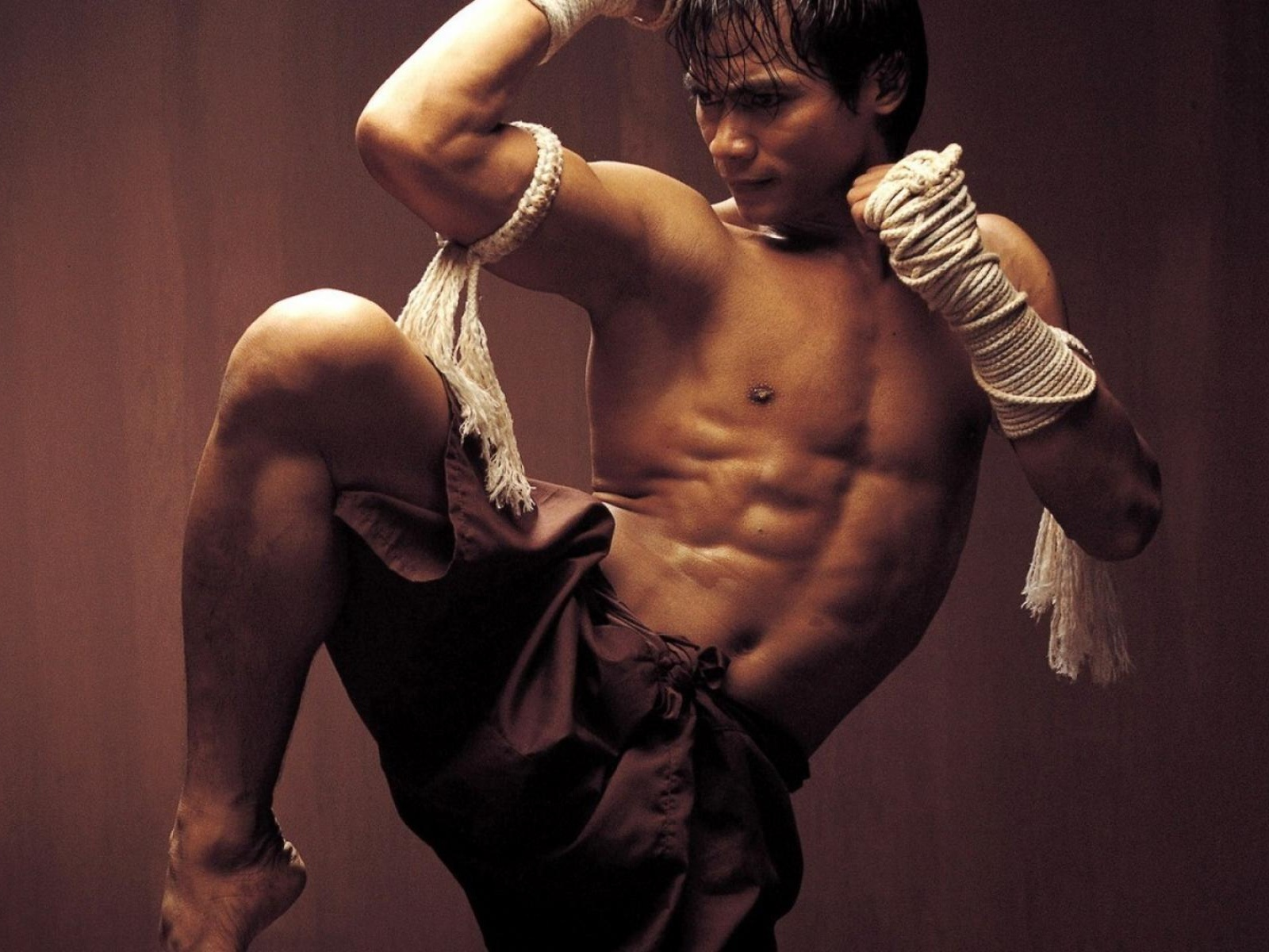 Best Fight Scenes Tony Jaa Ong Bak Movie