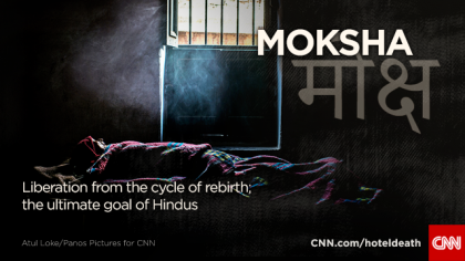Varanasi hostel, India:The hostel where people check-in to die and attain moksha