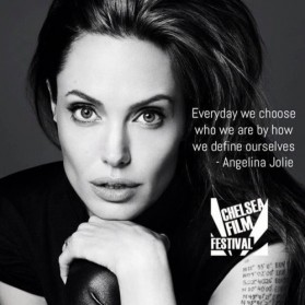 Human rights activist and a UN Goodwill Ambassador, Angelina Jolie Inspirational Quotes