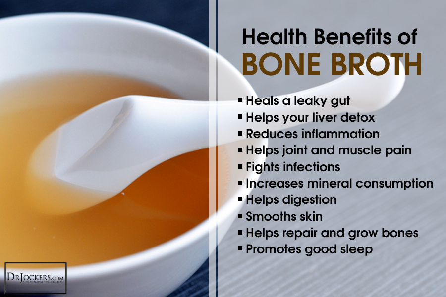 Health: Bone Broth Benefits for Digestion, Arthritis, Cellulite and Cancer