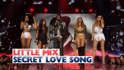 Little Mix  feat. Jason Derulo : Secret Love Song