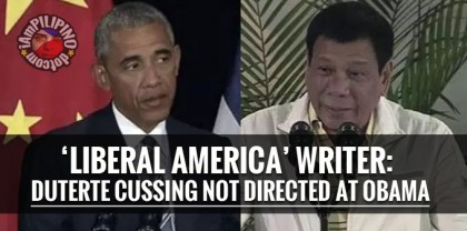 "Pres. Rudy Roa Duterte: The Misunderstood ""Son Of A Whore"" Remarks, ASEAN Summit in  Laos And The Bombing Of Davao City"