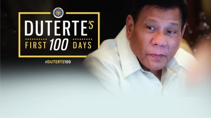 Nation: First 100 Days of President Rodrigo Duterte of the Philippines And His Critics