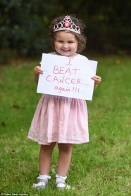 HEALTH: Pippa Cole, A Young Cancer-Fighter Proves Her Doctors Wrong And Wins
