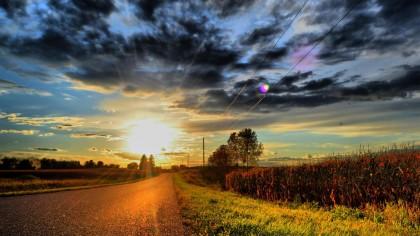 PHOTOGRAPHY: Stunning Sun Rays