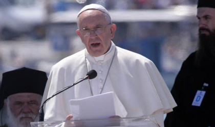 "RELIGION: Pope Francis Denies Islam Is Violent And He Said, ""They are baptized Catholics. They are violent Catholics"""