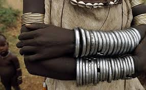 FASHION: Manillas (Bangles), The African Money Slave Trade