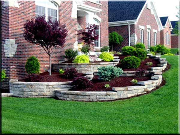 ARTS AND DESIGNS:  Landscape Ideas and Designs