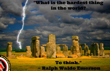 Mystery: Stonehenge,  theRemains of a Ring of Standing Stones Set Within Earthworks