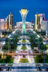 TRAVEL: Astana, The World's Weirdest Capital City