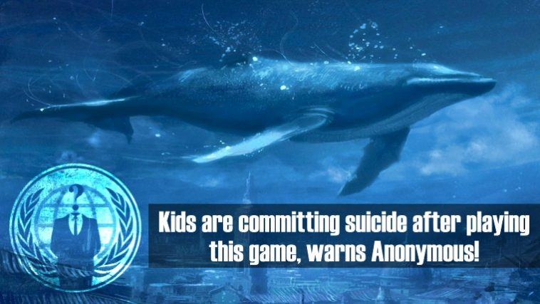 SCARY CHALLENGE: The 'Blue Whale' Suicide Challenge That's Killing Kids: What Parents Need to Know