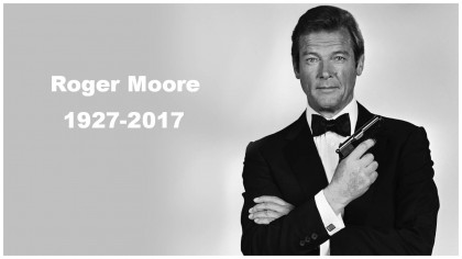 PERSONALITY: Sir Roger Moore, James Bond actor, dies aged 89