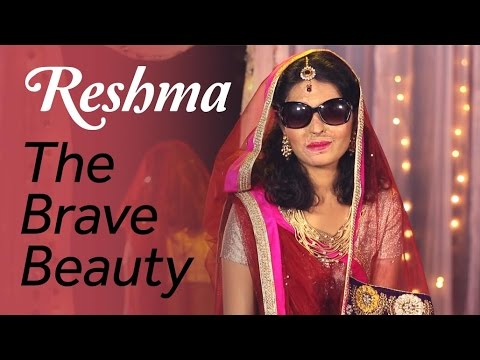 BEAUTY: Reshma Bano, 19-year-old girl disfigured by acid attack shows her inner beauty in fashion show