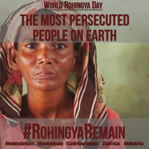 RELIGION: Rohingya Muslims And The Unpunished Crimes Against Humanity In Ethnic Cleansing