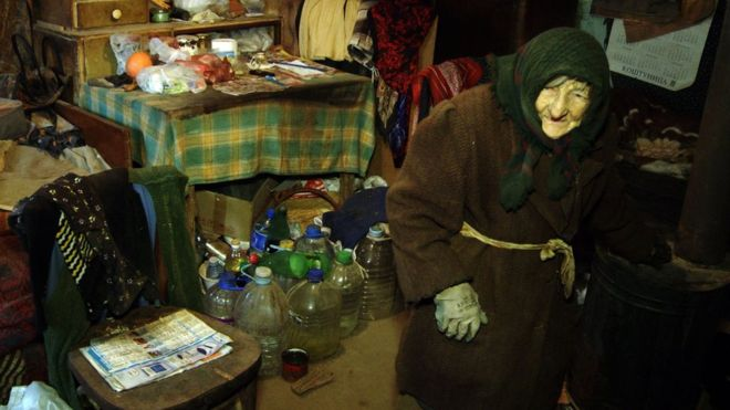 PEOPLE: Serbian hermit Marija Zlatic gives away inheritance fortune