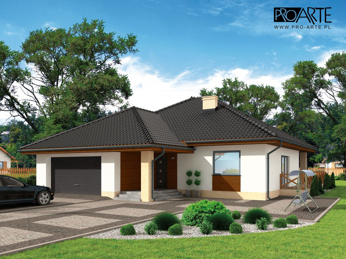 ARTS AND DESIGN: Simple Bungalow House Plans And Design That Fits ...