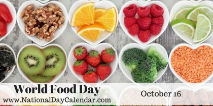 HEALTH EDUCATION: World Food Day: 6 Bad Food Habits You Must Get Rid of Today