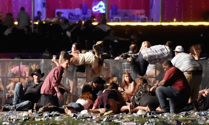 NATION: Mass shooting at Mandalay Bay concert in Las Vegas kills more than 50, wounds 500 more