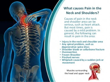 HEALTH EDUCATION: BASIC NECK AND SHOULDER SELF-MASSAGE TO TREAT AND EASE THE PAIN