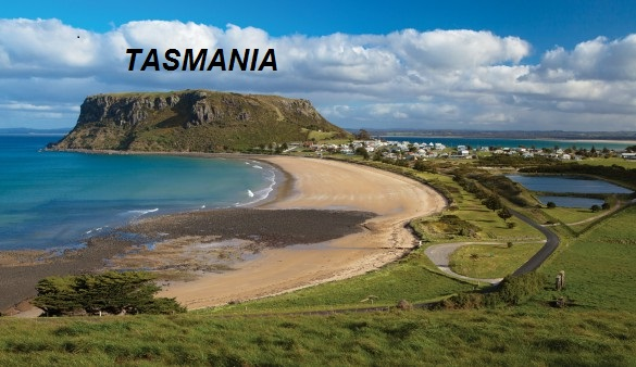 Travel: Honeymoon Bay, Tasmania and The Sunset in Tasmania