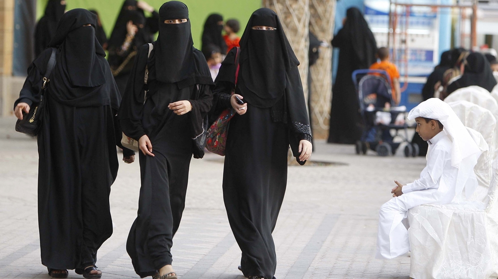 NATION: Coverings For Women 'not mandatory', Says Saudi Crown Prince