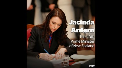 PEOPLE: New Zealand's prime minister is unmarried, pregnant and going on maternity leave