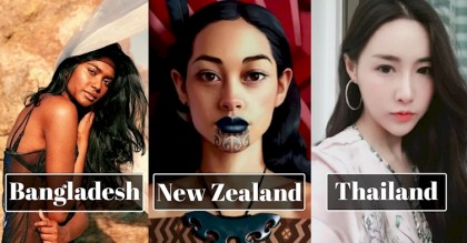 BEAUTY: Beauty Standard Around The World