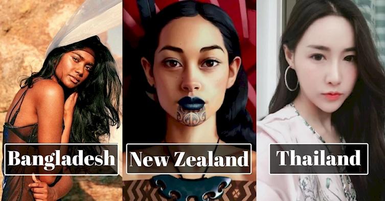 BEAUTY: Beauty Standard Around The World