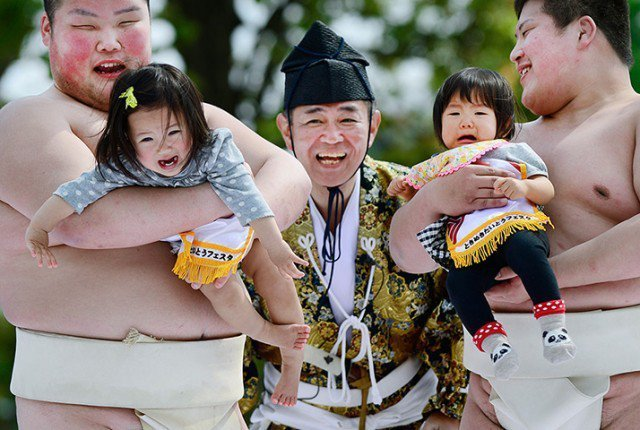 UNUSUAL: Weird and Bizarre Baby Customs From Around The World