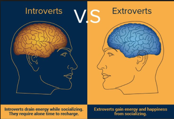 PERSONALITY: The Difference Between Introverts And Extrovert. And Their Special Traits Of People Who Like BeingAlone