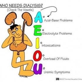 HEALTH: Kidney Problem And Dialysis