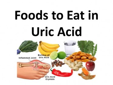 HEALTH EDUCATION: How To Control High Triglyceride And Uric Acid Levels With Borderline Cholesterol
