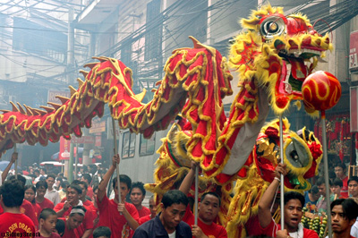 FESTIVAL: February 5, 2019, Chinese New Year And Chinese Zodiac Pig