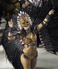 FESTIVALS: Carnival In Rio De Janiero, Brazil