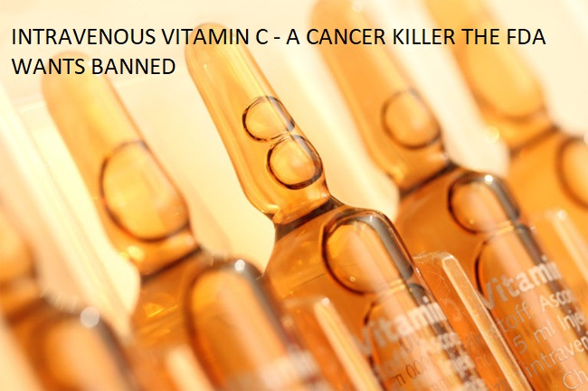 HEALTH: The Powerful Intravenous Vitamin C In Cancer Cells