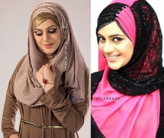 FASHION: Beautiful And Modern Hijab Styles To Wear
