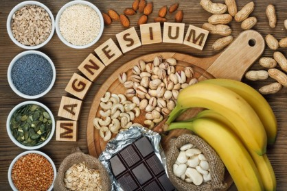 "HEALTH: Magnesium,  The ""Original Chill Pill"" Is Now Being Considered As A Natural Aid For Stress Management"